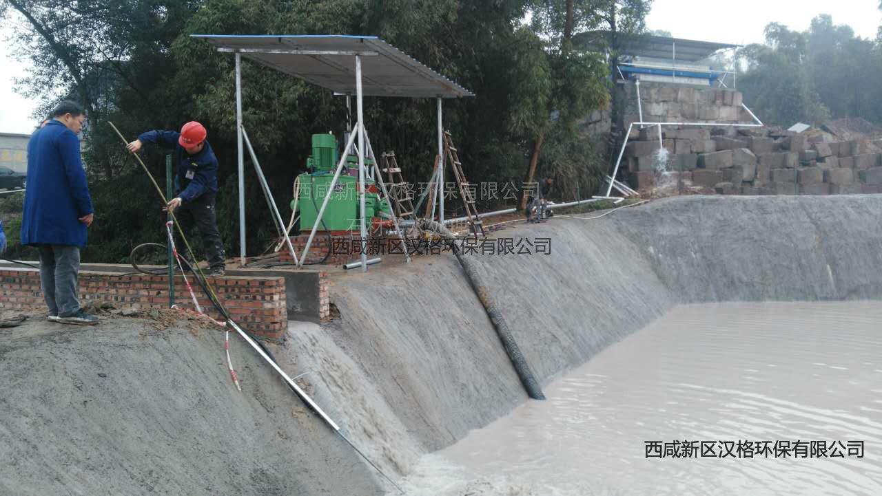 石材污水案例图片