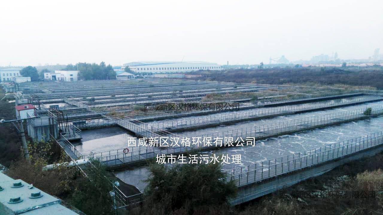 市政污水案例图片